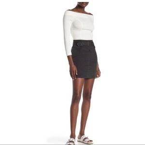 (NWT) Free People 'Living It Up' Pencil Skirt
